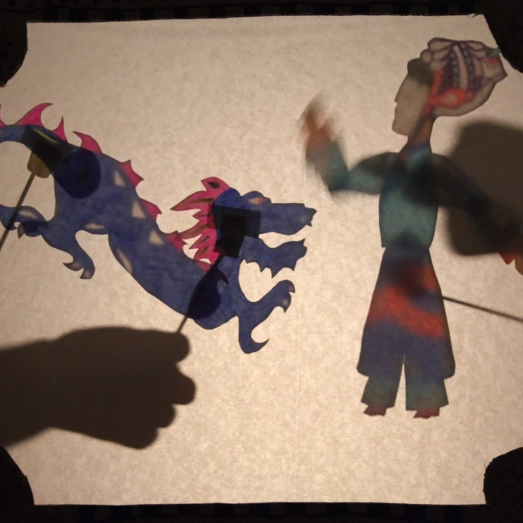 Chinese culture workshop-shadow puppet
